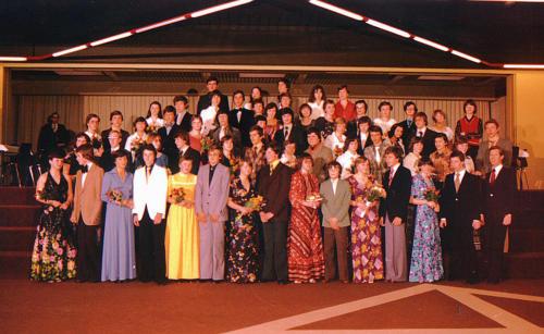 Tanzkurs Gruppenbild