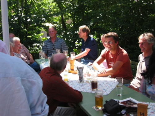 25 Jahre Abitur - Treffen 2005